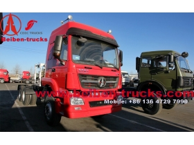 Beiben V3 6x4 420hp Tractor Truck/North Benz Tractor Truck manufacturer from china