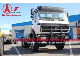 second hand Beiben NG80 Series 6x4 Tractor Truck In Low Price Sale/Cheap Chinese Tractor
