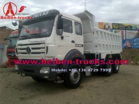 Brand New China NG80 10 wheels 340hp 6*4 Beiben Dump Truck price