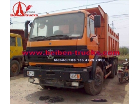 cheap Mercedes Benz Technology North Benz WEICHAI Engine 6x4 336hp EURO III Beiben Tipper Truck beiben dump truck for sale