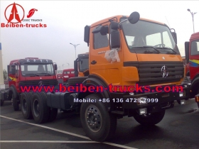 Kennya Market 380hp 6*4 Beiben Dump Truck Low Price Sale from china baotou