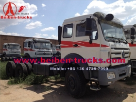 cheap Brand New 25T 6*4 380hp Beiben Dump Truck manufacturer