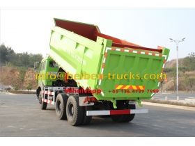 china  Factory Low Price Sell North Benz Beiben 6x4 Tipper/dump trucks