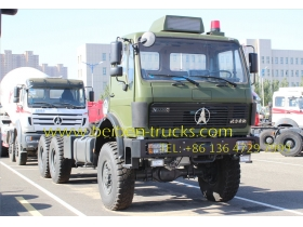 beiben 2629 military tractor supplier