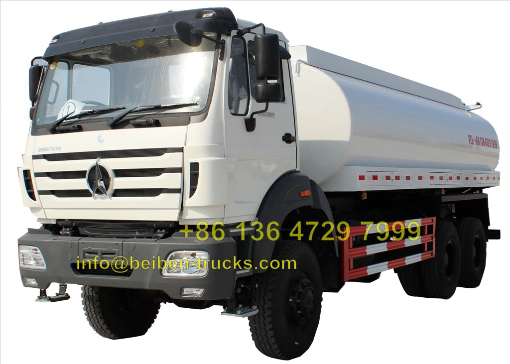beiben 20 CBM water transportation truck manufacturer