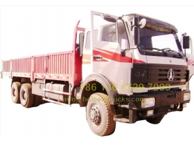 china north benz 10 T crane trucks manufacturer