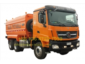 china beiben water bowser tanker supplier