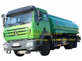 north benz 20 CBM fuel tanker supplier
