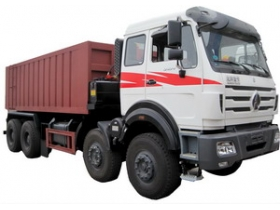 north benz 3138 dump truck supplier