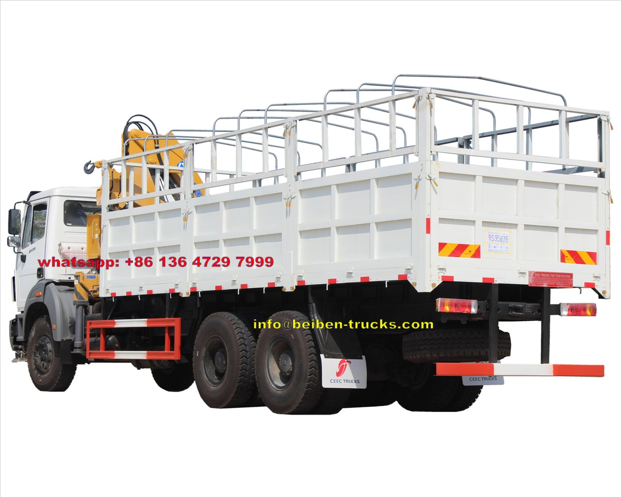 congo north benz 2638 truck supplier